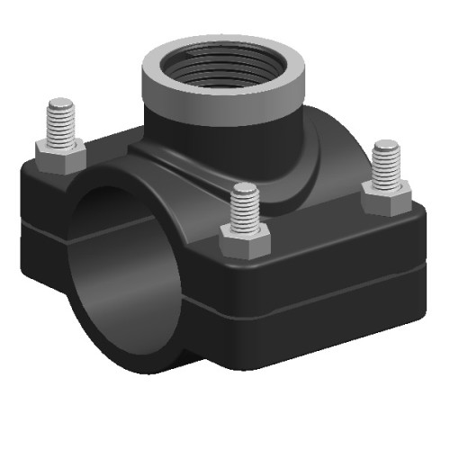 no550bcsaddle-single-4-bolts-with-metal-ring1